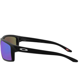 Oakley Gibston Gafas de Sol, matte black/prizm sapphire polarized